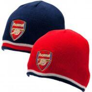 Arsenal kifordítható kötött sapka