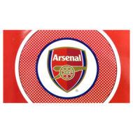 """Arsenal zászló """"Bullseye"""" (152x91cm)"""