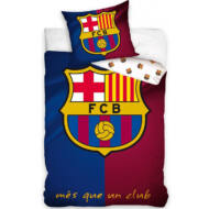 FC Barcelona ágynemű paplan-és párnahuzat MES
