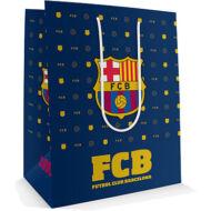 FC Barcelona ajándék táska AZUL (XL méret)