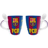 FC Barcelona kávés kerámia bögre