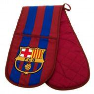 FC Barcelona konyhai edényfogó kesztyű