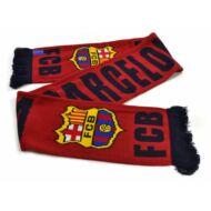 FC Barcelona kötött sál BURGUN