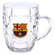 FC Barcelona sörös korsó BRIT