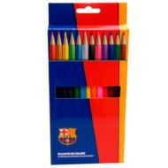 FC Barcelona színes ceruza készlet (12db)