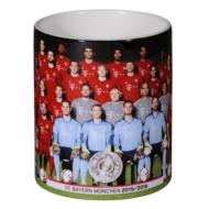 """Bayern München kerámia bögre """"Team"""""""