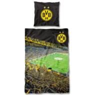 "Borussia Dortmund ágynemű paplan-és párnahuzat  ""Stadion"""