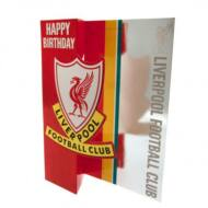 Liverpool születésnapi kártya