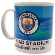 Manchester City kerámia bögre ETIHAD
