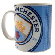 Manchester City kerámia bögre HATO