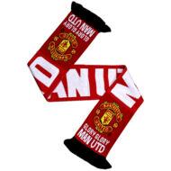 """Manchester United kötött sál """"Glory"""""""