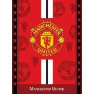 Manchester United polár takaró STRIPE