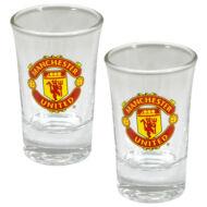 Manchester United rövidital készlet (2 db-os)