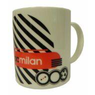 AC Milan kerámia bögre WAM