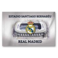 Real Madrid zászló ESTADIO