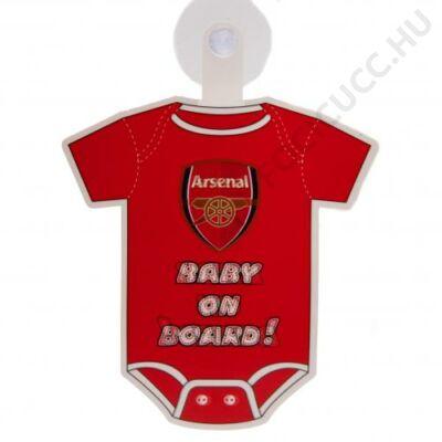 Arsenal Baba a fedélzeten