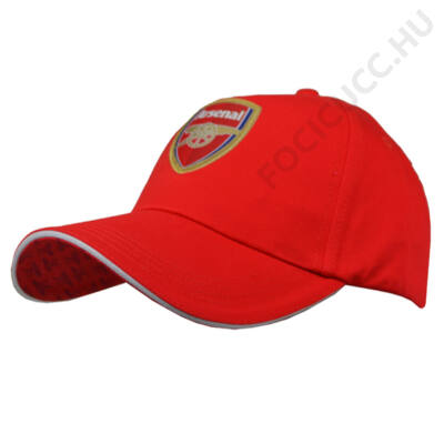 Arsenal baseball sapka RED