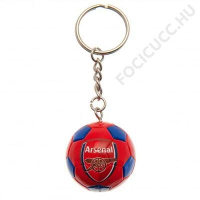 Arsenal focilabda kulcstartó CREST