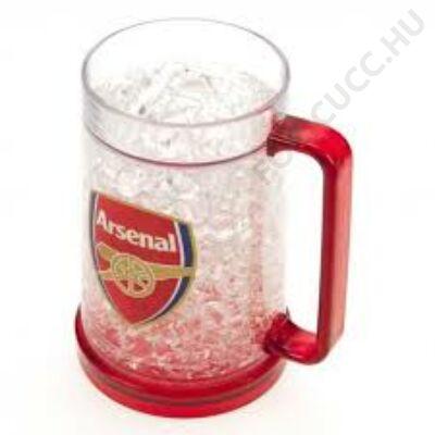 Arsenal jeges korsó