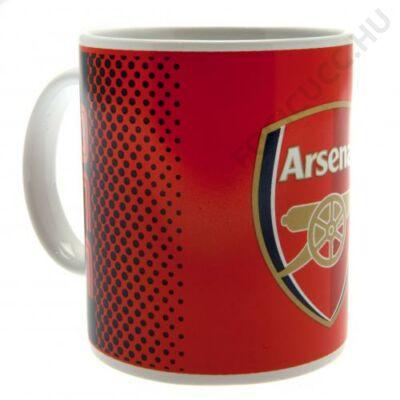 Arsenal kerámia bögre FADE