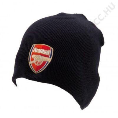Arsenal kötött sapka CREST