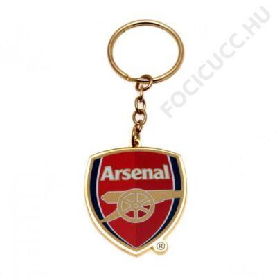 Arsenal fém kulcstartó címerrel