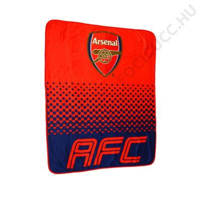 Arsenal polár takaró FADE - Focis cuccok 07c8272fb2