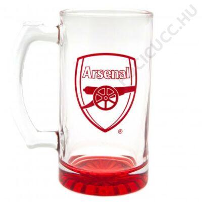 Arsenal sörös korsó STEIN