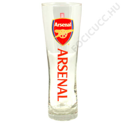 Arsenal sörös pohár PERONI