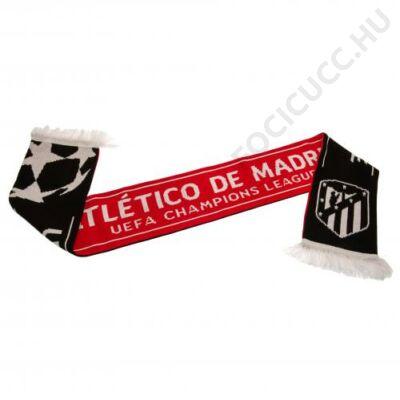 Atletico Madrid kötött sál CHAMP