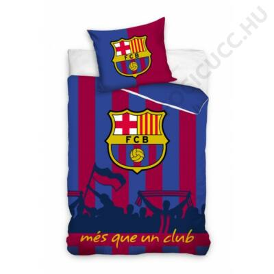 FC Barcelona ágynemű paplan-és párnahuzat QUE