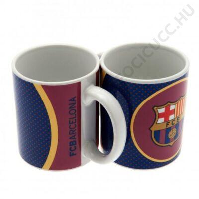 FC Barcelona kerámia bögre BULLSEYE