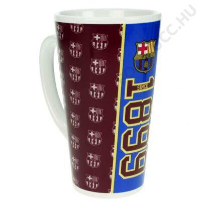 FC Barcelona kerámia bögre Latte ESES