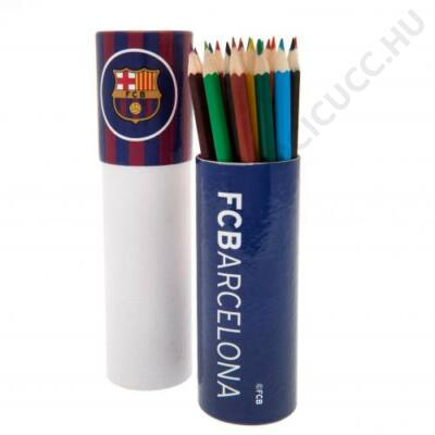FC Barcelona színes ceruza készlet