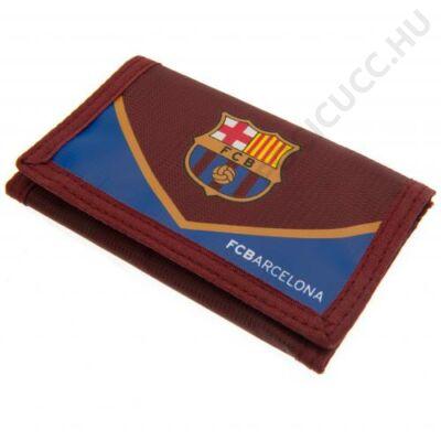 FC Barcelona tépőzáras pénztárca SENTIDO