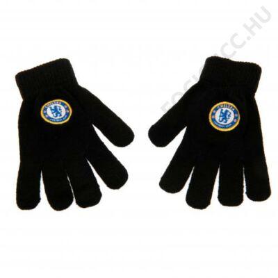 Chelsea junior kötött kesztyű