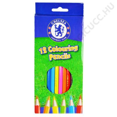 Chelsea színes ceruza készlet (12db)