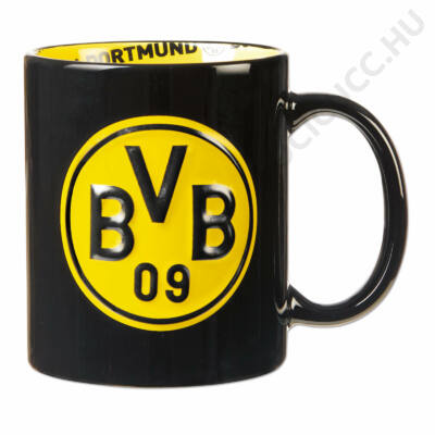 Borussia Dortmund kerámia bögre BECH