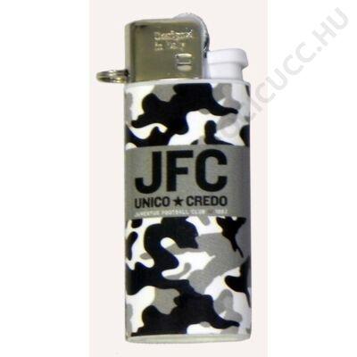 """Juventus tűzköves mini öngyújtó """"JFC"""""""