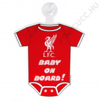 Liverpool Baba a fedélzeten