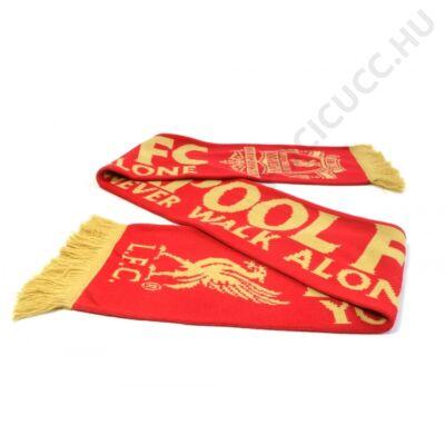 Liverpool kötött sál GOLD