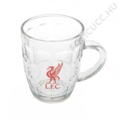 Liverpool sörös korsó