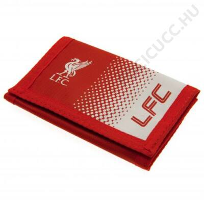 Liverpool tépőzáras pénztárca FADE