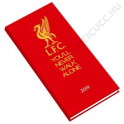 Liverpool zsebnaptár 2019
