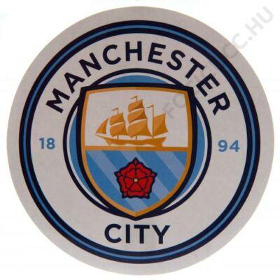 Manchester City címer matrica