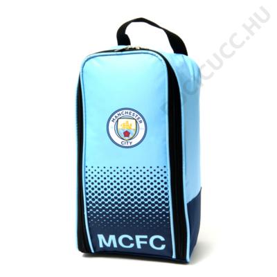 Manchester City cipőtartó táska FADE