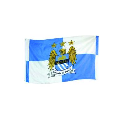 Manchester City zászló QUARTERS