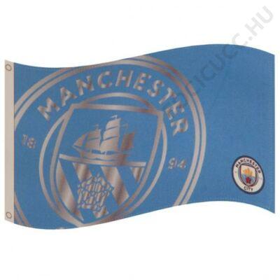 Manchester City zászló RETY