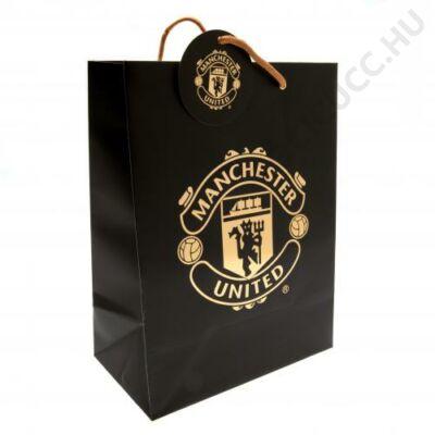 """Manchester United ajándék táska """"Black"""""""