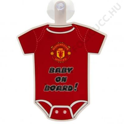 Manchester United Baba a fedélzeten